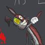 Goretober: Benny the Batshit Bunny