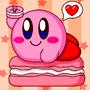 Macaron Kirby