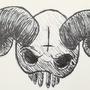 Inktober-The Binding of Isaac Fan Art