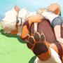 Arcanine cuddle