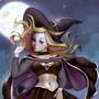 Dark Supergirl Witch