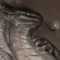 Luminescent snake bust