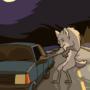Secretive Werewolf