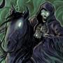 The Four Black Lantern Horsemen Of The Apocalypse