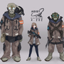 ASIST [imaginary character design]