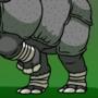 A normal rhino.