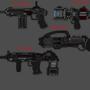 3rd agency shotguns...