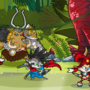 Jitsu Squad™: Amun hazard!!