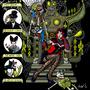 Killer Instinct Sadira horror comic cover colored