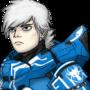 Commission: Spartan Dragon