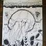 Inktober 9: Medusas