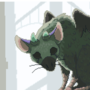 Trico from the Last Guardian