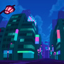 Pokebusters City Background Art