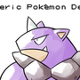 Generic Pokemon Design By Generation