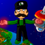 Super Luigi by Anco6900
