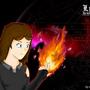 The Deathgirl -by- Ernestogod by ErnestoGod