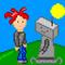 Bob and Clyde (Pixel)