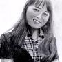 Asian lady w/ cardigan