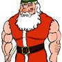 BAMF Claus by Newbo