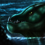 Sea Monster by Amnael-X