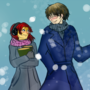 A Winter's Day Comic