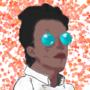 My friend Ondra, but he's an Austin Powers villain