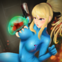 Metroid ♥ booby