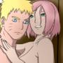 Naruto & Sakura *Request*