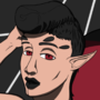 Character commission: Senthia Anansi