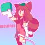 melanie (oc) by Apocalypsehigh