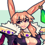 COMMISSION: Bunny Sorceress