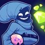 COMMISSION: Egg Thief