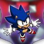 Little Blue Hedgehog by Verona7881