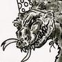 Happy Birthday Godzilla by ItsMacklin