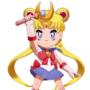 Chibi Sailor Moon by OosoArt
