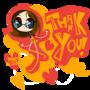 Thank you NewGrounds! by PixelCake