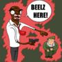 Grabbin' Beelz! by FlashyGregory
