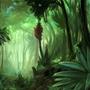 WDA - prehistoric jungle by Katatafisch
