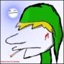 Teenage Link by Bloodman101