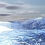 Frozen land by Waltergate