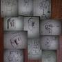 Note Book Doodles by Clockworkpixel