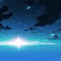 The Anime Sky by arjannl