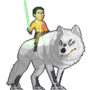 Ezra and the Loth-Wolf