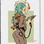 Raypunk Girl