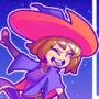 Rad Witch Luna by Xuco