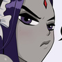 Maid Raven Ass