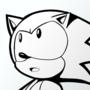 Sonic by Daxterado