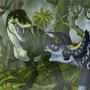 A Classic Cretaceous Clash