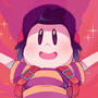 Ness in red