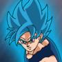 Goku and Vegeta (Super Saiyan Blue)